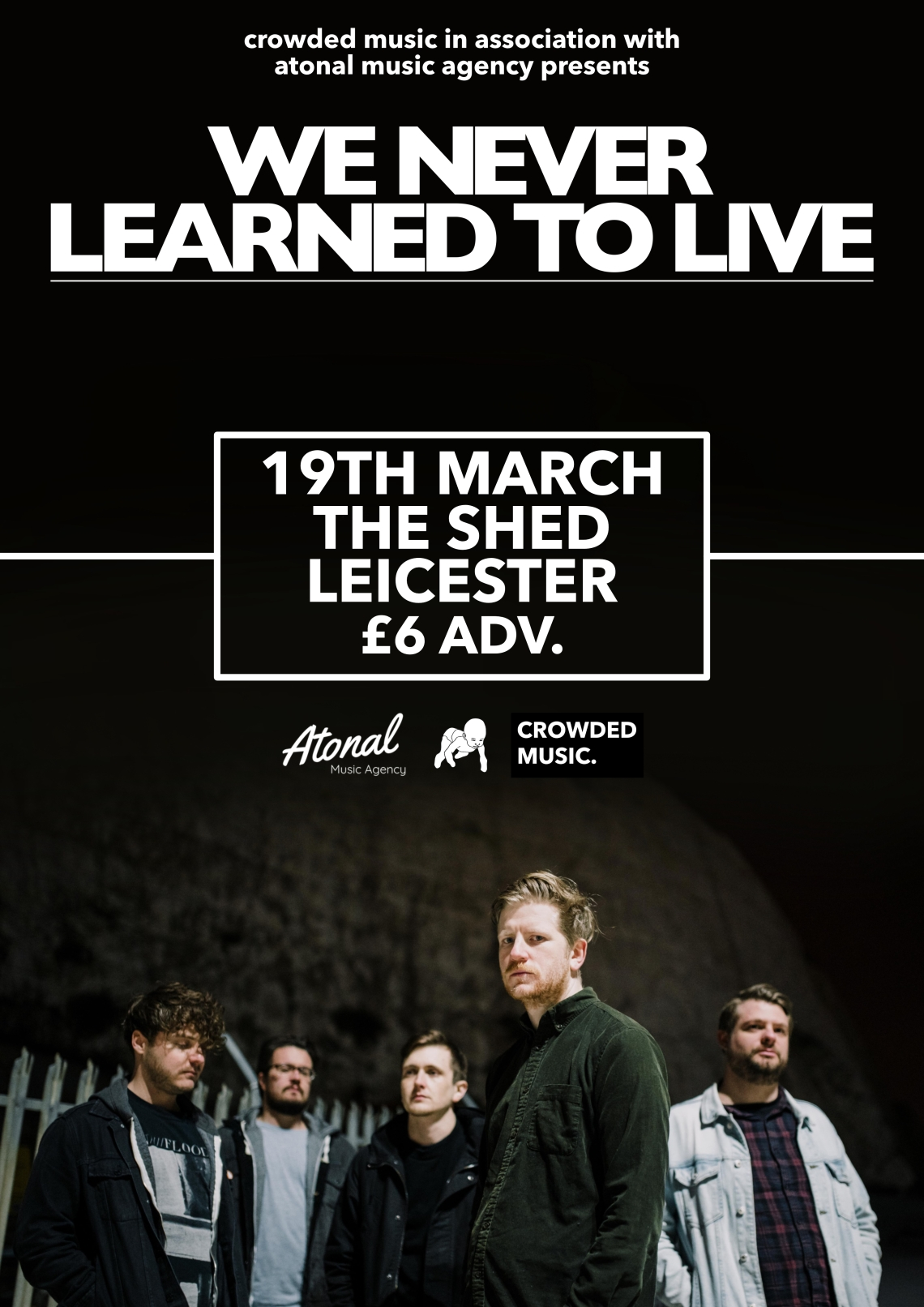We Never Learned To Live 19:3:20 Poster